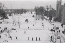 Snow Quad in 1969