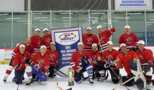 USA Hockey 50-and-over national champs