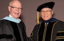 image of David Strand and S.J. Chang