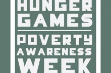 logo for Poverty Awareness Week