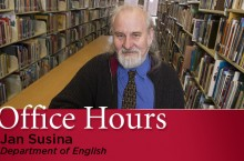 Jan Susina Office Hours graphic