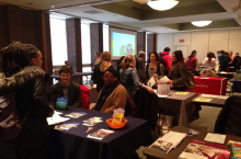 Students attend 2014 Study Abroad Fair