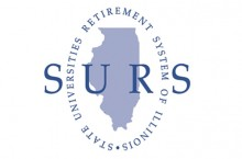 State Universities Retirement System logo