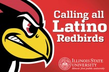 Calling all Latino Redbirds