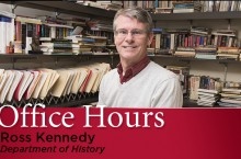 Ross Kennedy Office Hours graphic