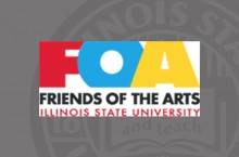 Friends of the Arts logo