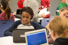 Thomas Metcalf School will offer a summer robotics camp for girls in grades 5-8.