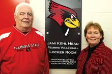 Darrell and Karen Kehl
