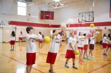 The deadline to sign up for Metcalf's summer volleyball camp is June 16.