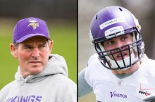 Vikings Mike Zimmers