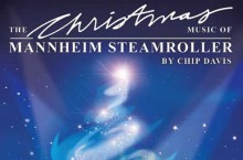 The Christmas music of Mannheim Steamroller cover