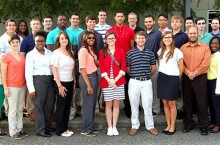 Savannah River Remediation interns