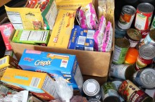 Food donations