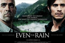 image of movie poster from Even the Rain