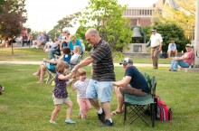 Concerts on the Quad 2