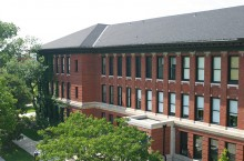 image of moulton hall at Illinois State University