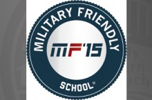 logo for Military Friendly Schools