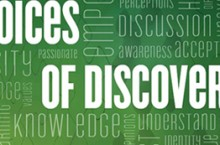 logo for Voices of Discovery