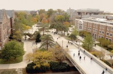 image of Illinois State University campus