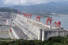 image of the Three Gorges Dam