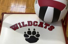 Metcalf School volleyball