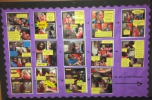 Substance Free Floor: October Bulletin Board