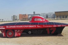 image of ISU Solar Car