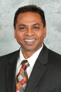Associate Provost Jim Jawahar.
