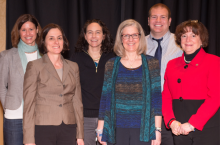 2014 Outstanding University Teaching Award winners