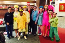 Cast of Seussical