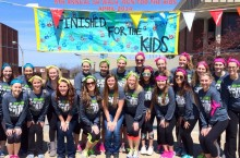 The College of Mentors for Kids will host its 10th Annual Run/Walk for the Kids Saturday, April 11 on the Illinois State Quad.