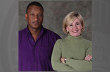 image of Ronald Cotton and Jennifer Thompson