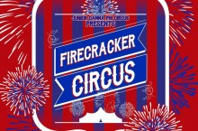 Firecracker Circus is the theme for the 2015 Jr. Gamma Phi Circus.