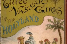 image of the book Three Vassar Girls in the Holyland