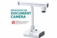 document camera promotion