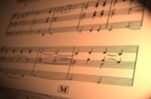 image of music