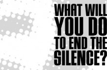 slogan for National Day of Silence