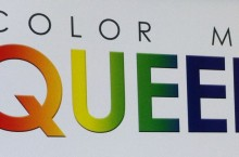 Color Me Queer logo