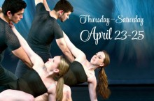photo of spring dance concert poster