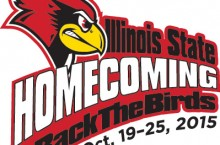 Homecoming 2015 logo
