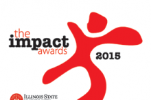 Photo of Impact Award logo