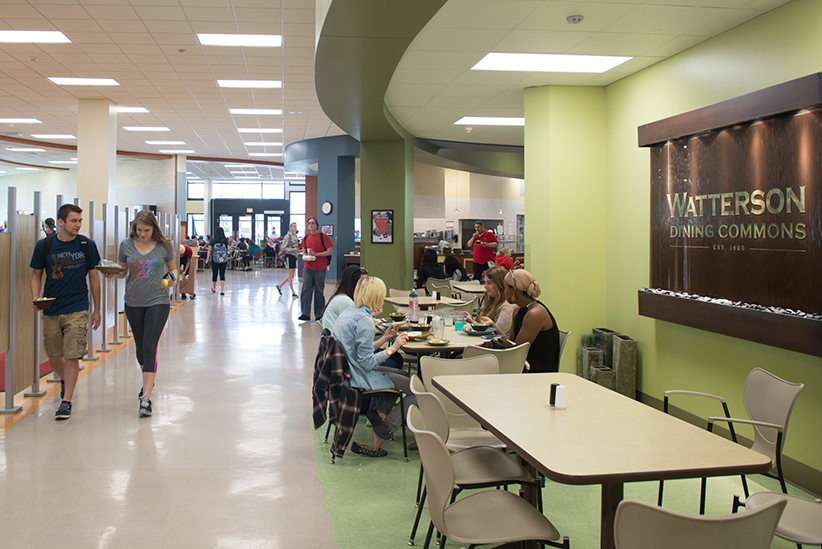 Dining discounts for faculty staff in october news for Watterson dining