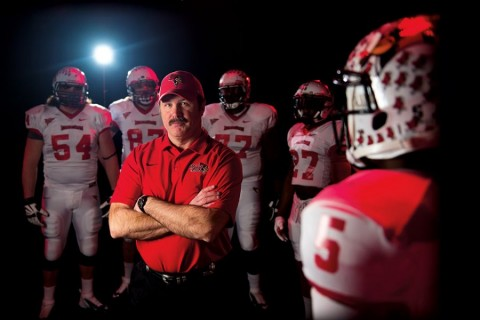 Coach Spack's plan and patience elevate Redbird football article thumbnail