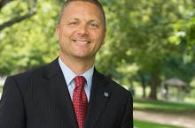 image of Vice President of University Advancement Pat Vickerman