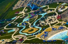 overview of waterpark