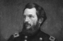 Charles Hovey in Civil War uniform
