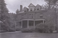 Smith Hall in 1942