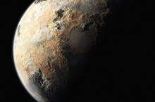 an image of Pluto