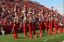 ISU Cheerleaders