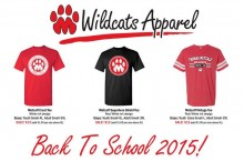 Metcalf Wildcats Apparel
